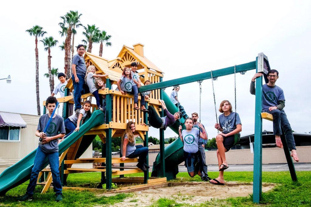 School Photo (Playground)