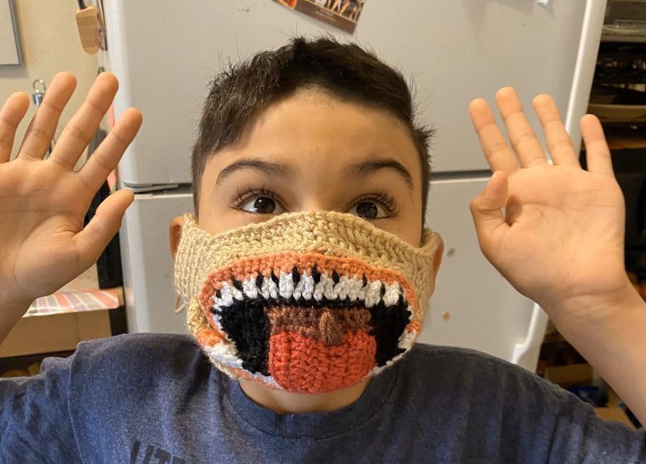 Homemade mask
